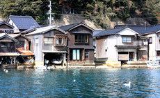 最大3名/朝食付・伊根の舟宿-大平荘- 一階