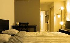 AMB羽田比恩维尤公寓式酒店 106 雙床房