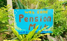 Pension Milk -room only-