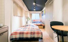 SJアパートメント心斎橋A 4階