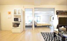 夕陽丘城際公寓 902號房