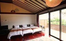 科里大洋山公寓酒店 -豪華三床房-