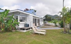 Pension Aoiyane - Modern house with ocean view