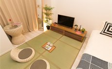 SJ Apartment Ikegami A