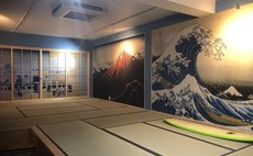 大阪浮世繪旅館 葛飾北齋II
