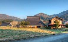 福知山のかやぶき古民家をオーナー自ら改修 他では味わえない空間を