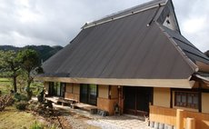 Self-renovated thatched cottage in Fukuchiyama