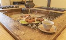 【建物貸切・送迎最大5名】旬の地元の食材を使った料理を提供「農家民泊 泰山堂」