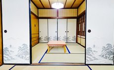 Guesthouse Milk - main building Japanese style