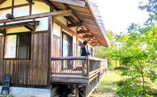 陶芸体験可/100年もの木々が囲む貸切コテージ -山笑亭 -