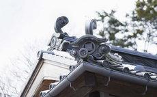 築130年 岡山の古民家を鎌倉に移築