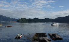 100年前の生活 縁起のいい島 おおいりのしま