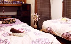 サムライハウス 幸村荘 - ベッドルーム
