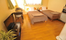 Yukurina Resort Okinawa 2F -Twin Room-