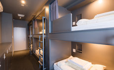 Private dormitory No.13, 6 beds, Mixed
