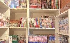 2000 Comics Room