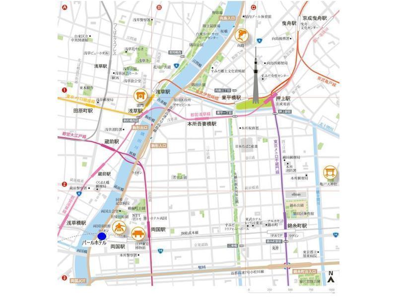 Reservations for Pearl Hotel Ryogoku(Sumida-ku Tokyo)|STAY JAPAN