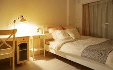 AMB羽田比恩维尤公寓式酒店 103 大床房