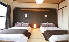 公寓頂層民宿 可眺望美麗大阪夜景 901
