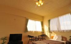 沖繩優故里那度假酒店 3F海景雙床房