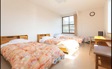 Of three years set for half-board and double room