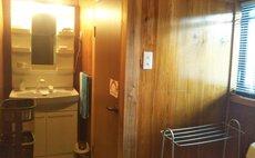 屋久島でのグループ 家族旅行 ご宿泊ははコテージ屋久杉の家をご利用ください