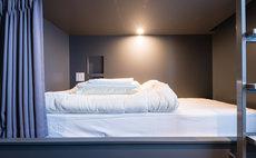 ベッド1台・6名男性用ドミトリー 11A
