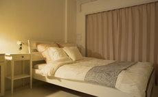 AMB羽田比恩维尤公寓式酒店 105 大床房