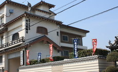 Jokoenmanji Temple - Stay in a historic temple