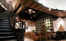 沖繩拱廊度假旅館-酒店及咖啡館- 201號房