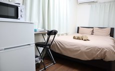 Double room. Namba 9min