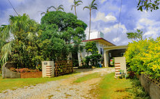 Tamaki House - breakfaset plan -