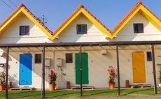 洋式雙床房 -今歸仁城易亞斯諾度假村-
