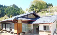 農家民宿Higashi 備圍爐裏 百年屋齡的日式住宅