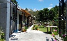 利世島ハウス 一棟貸しの庭付き古民家