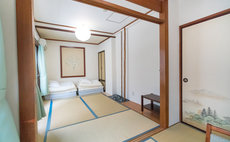 横浜駅徒歩3分 日本式旅館