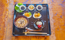 【Pick-up@Sta.2meals included】 TEMPLE STAY