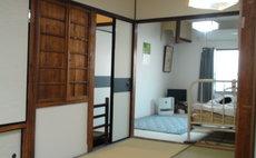 二楼的日式客房