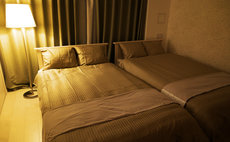 AMB羽田比恩维尤公寓式酒店 510 套房