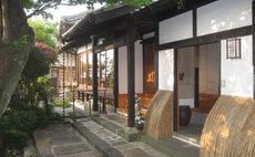 宿坊 対馬西山寺