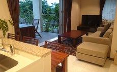 阿里玛巴鲁海滩度假村 -51平米房-