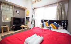 Suzaku Apartment Nippombashi 203 - Downtown Osaka