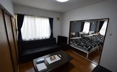 宮の沢3階 最大8名宿泊可能