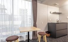 【hotel GOCO stay 京都四条河原町】プレミアムバルコニーツインルーム