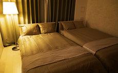 AMB羽田比恩维尤公寓式酒店 410 套房