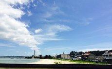 屋嘉海灘露台旅館