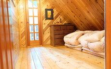 Cozy Log Cabin @Mt.ZAO / Hotspring&FreeParking