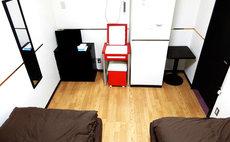 Space AJITO Twin room