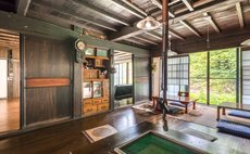 150y/o Nostalgic Farm House w/ Japanese Hearth
