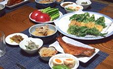 獨特鄉土料理製作體驗/山中絕美神社/含2餐